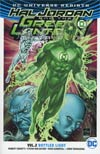 Hal Jordan And The Green Lantern Corps (Rebirth) Vol 2 Bottled Light TP