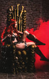 Red Sonja Vol 7 #4 Cover F Incentive Cosplay Photo Virgin Cover