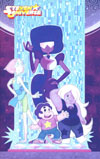 Steven Universe Vol 2 #1 Cover E Incentive Missy Pena Gem Foil Virgin Variant Cover