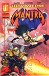 Mantra #1 Cover B Collectors Edition Without Polybag