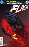 Flash Vol 5 #21 Cover D Variant Mikel Janin International Cover (The Button Part 2)