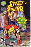 Street Fighter (Malibu) #2 Cover B Without Polybag and Poster