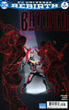 Batman Beyond Vol 6 #8 Cover B Variant Martin Ansin Cover