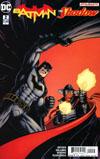 Batman The Shadow #2 Cover C Variant Chris Burnham Cover