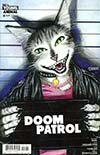 Doom Patrol Vol 6 #8 Cover B Variant James OBarr Cover