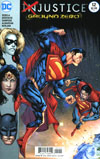 Injustice Gods Among Us Ground Zero #12