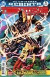 Teen Titans Special Lazarus Contract #1 (Lazarus Contract Part 4)