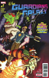 All-New Guardians Of The Galaxy #1 Cover A Regular Aaron Kuder Cover