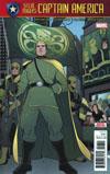 Captain America Steve Rogers #17 Cover A 1st Ptg Elizabeth Torque Cover (Secret Empire Tie-In)