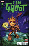 I Am Groot #1 Cover A Regular Marco DAlfonso Cover