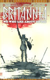 Britannia We Who Are About To Die #2 Cover A Regular David Mack Cover
