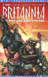 Britannia We Who Are About To Die #2 Cover B Variant Juan Jose Ryp Cover
