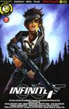 Infinite Seven #4 Cover B Variant Arturo Mesa Movie Poster Cover