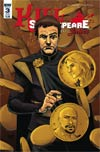 Kill Shakespeare Past Is Prologue Juliet #3 Cover B Variant Adam Gorham Subscription Cover