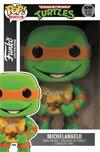 Teenage Mutant Ninja Turtles Funko Universe Cover B Variant Funko Toy Subscription Cover