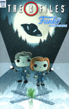 X-Files Funko Universe Cover A Regular Charles Paul Wilson III Cover