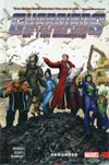 Guardians Of The Galaxy New Guard Vol 4 Grounded HC