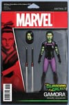 All-New Guardians Of The Galaxy #1 Cover E Variant John Tyler Christopher Action Figure Cover