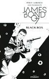 James Bond Vol 2 #3 Cover D Incentive Rapha Lobosco Black & White Cover