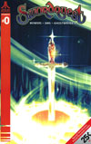 Swordquest #0 Cover A Regular Goni Montes Cover