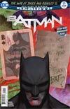 Batman Vol 3 #25 Cover A 1st Ptg Regular Mikel Janin Cover