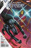 All-New Wolverine #21 Cover A Regular David Marquez Cover