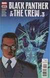 Black Panther And The Crew #3 Cover A Regular John Cassaday Cover