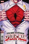 Peter Parker Spectacular Spider-Man #1 Cover A Regular Adam Kubert Cover