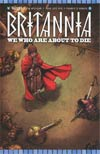 Britannia We Who Are About To Die #3 Cover B Variant Juan Jose Ryp Cover