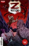 Z Nation #3 Cover A Regular Denis Medri Cover