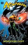 Aquaman Kingdom Lost TP