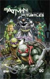 Batman Teenage Mutant Ninja Turtles TP