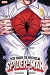 Peter Parker Spectacular Spider-Man #1 Cover K DF Signed By Stan Lee