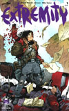 Extremity #1 Cover C 2nd Ptg Daniel Warren Johnson Variant Cover