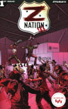 Z Nation #1 Cover H Incentive Edu Menna Variant Cover