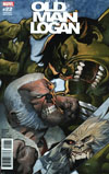 Old Man Logan Vol 2 #22 Cover C Incentive Christopher Stevens Variant Cover