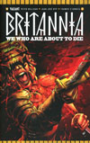 Britannia We Who Are About To Die #1 Cover E Incentive Adam Gorham Variant Cover