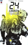 24 Legacy Rules Of Engagement #1 Cover C Incentive Antonio Fuso Variant Cover