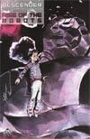Descender #22 Cover B Variant Jeff Lemire & Dustin Nguyen Interlocking Cover