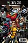X-Men Gold #7 Cover A Regular Ken Lashley Cover (Secret Empire Tie-In)