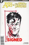 "Ash vs The Army Of Darkness #1 Cover J Ken Haeser Remarked Edition  <font color=""#FF0000"" style=""font-weight:BOLD"">(CLEARANCE)</FONT>"