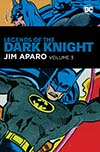 Legends Of The Dark Knight Jim Aparo Vol 3 HC