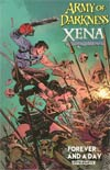 Army Of Darkness Xena Warrior Princess Forever And A Day TP