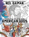 American Gods Official Coloring Book SC