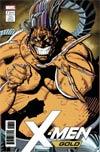 X-Men Gold #7 Cover B Variant Jim Lee X-Men Trading Card Cover (Secret Empire Tie-In)