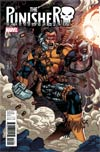 Punisher Vol 10 #14 Cover B Variant Jim Lee X-Men Trading Card Cover
