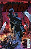 Dark Days The Forge #1 Cover D DF Signed By Scott Williams