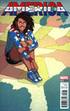 America #3 Cover C Incentive Tradd Moore Variant Cover