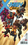 X-Men Gold #1 Cover M 2nd Ptg Ardian Syaf Variant Cover (Resurrxion Tie-In)