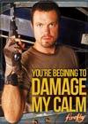 Firefly 2.5x3.5-inch Magnet - Jayne Damage Calm (72465F)